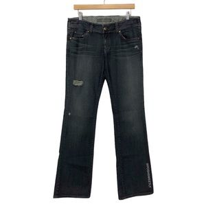 Anthropologie Level 99 Distressed Jeans